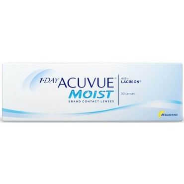 1-day Acuvue Moist (30) contact lenses from www.interlenses.com