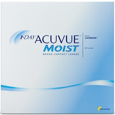 1-day Acuvue Moist (90) contact lenses from www.interlenses.com