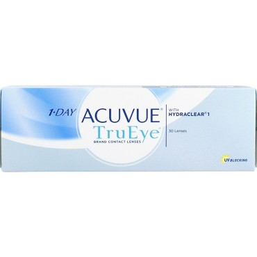 1-day Acuvue TruEye (30) contact lenses from www.interlenses.com