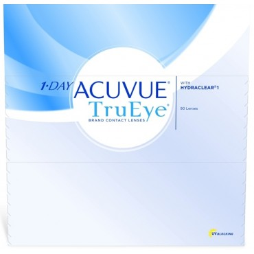 1-day Acuvue TruEye (90) contact lenses from www.interlenses.com