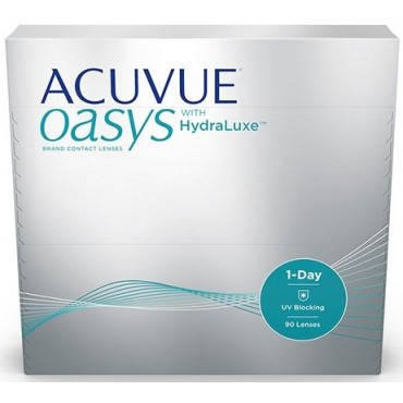 Acuvue Oasys 1-Day (90) contact lenses from www.interlenses.com