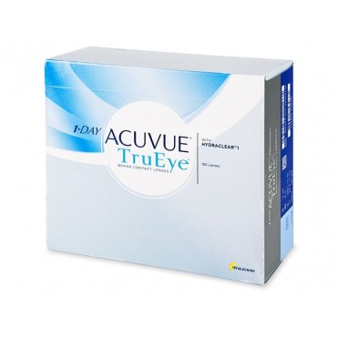 1-day Acuvue TruEye (180) contact lenses from www.interlenses.com