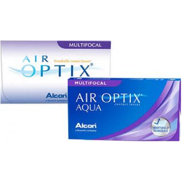 Air Optix Aqua Multifocal (3) contact lenses from www.interlenses.com