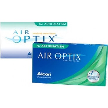 Air Optix for Astigmatism (6) contact lenses from www.interlenses.com