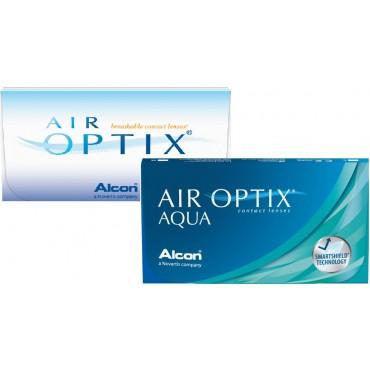 Air Optix Aqua (6) contact lenses from www.interlenses.com