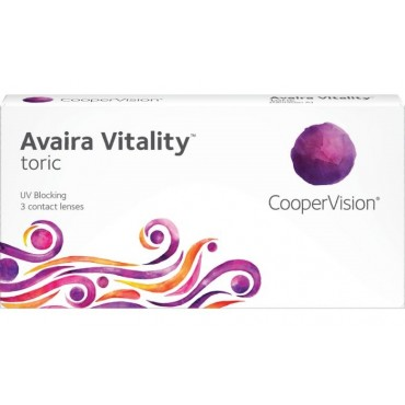 Avaira Vitality Toric (3) contact lenses from www.interlenses.com