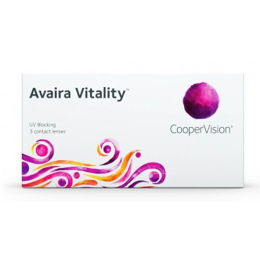 Avaira Vitality (3) contact lenses from www.interlenses.com