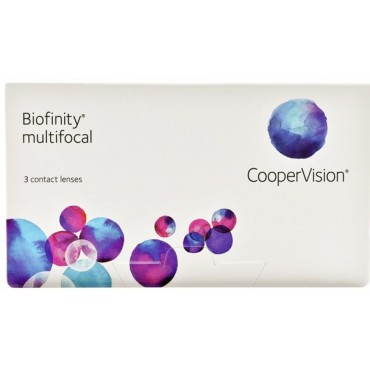 Biofinity Multifocal (3) contact lenses from www.interlenses.com