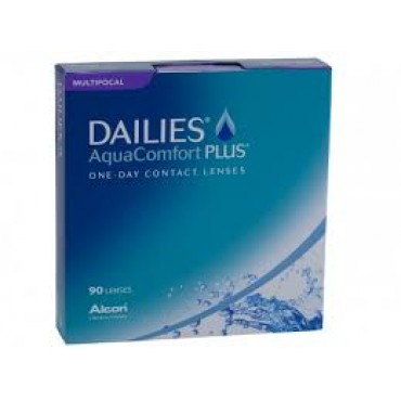Dailies AquaComfort Plus Multifocal (90) contact lenses from www.interlenses.com