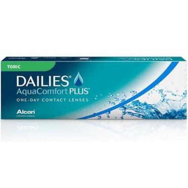 Dailies Aquacomfort Plus Toric (30) contact lenses from www.interlenses.com