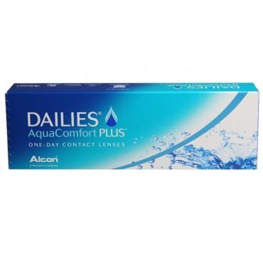 Dailies AquaComfort Plus (30) contact lenses from www.interlenses.com