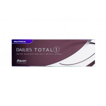 Dailies Total 1 Multifocal (30) contact lenses from www.interlenses.com