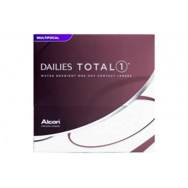 Dailies Total 1 Multifocal (90) contact lenses from www.interlenses.com