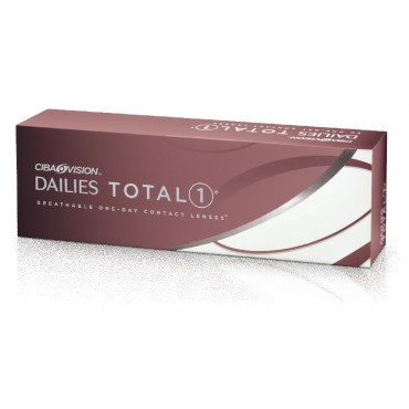 Dailies Total 1 (30) contact lenses from www.interlenses.com