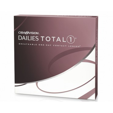 Dailies Total 1 (90) contact lenses from www.interlenses.com