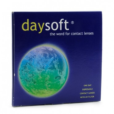 DaySoft (32) contact lenses from www.interlenses.com