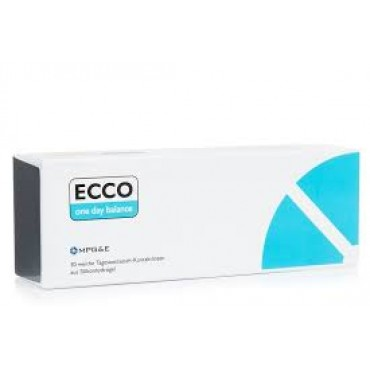 Ecco One Day Balance (30) contact lenses from www.interlenses.com