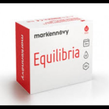 Ennovy Equilibria Toric (custom)(1) contact lenses from www.interlenses.com
