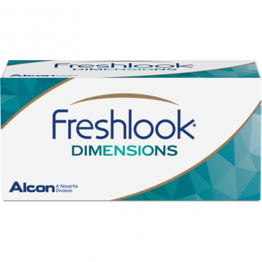 Freshlook Dimensions (2) contact lenses from www.interlenses.com