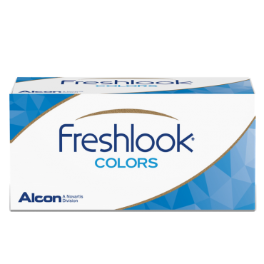 Freshlook Colors (Plano) (2) contact lenses from www.interlenses.com