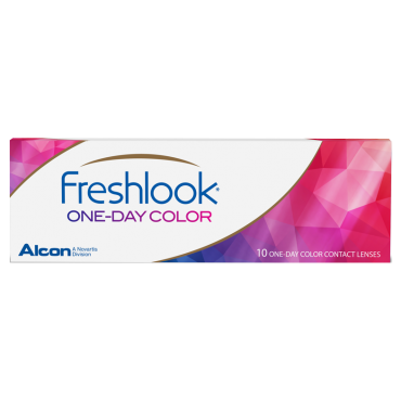Freshlook One-Day Colors (Plano) (10) contact lenses from www.interlenses.com