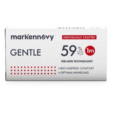 Gentle 59 Multifocal (1) contact lenses from www.interlenses.com