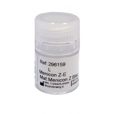 Menicon Z E (1) contact lenses from www.interlenses.com