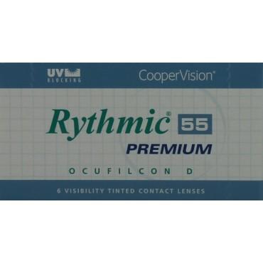 Rythmic 55 Premium UV (6) contact lenses from www.interlenses.com