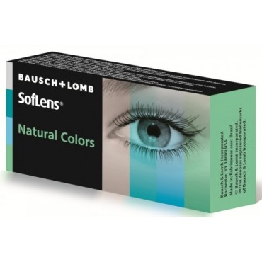 Soflens Natural Colors  contact lenses from www.interlenses.com
