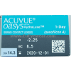 Acuvue Oasys 1-Day (30) contact lenses from www.interlenses.com