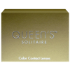 Queen's Solitaire (2) contact lenses from www.interlenses.com
