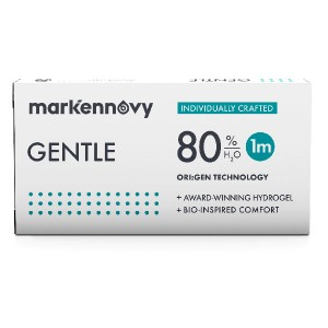 Gentle 80 Multifocal Toric contact lenses 3-pack