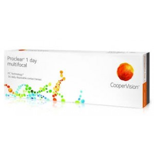 Proclear 1-Day Multifocal (30)